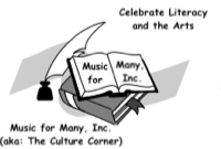 Music for Many Inc. Logo