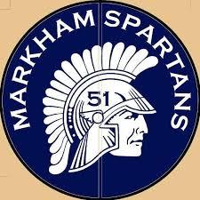 Markham Spartans logo