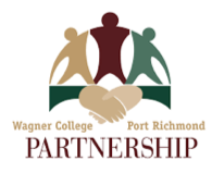 The Wagner College-Port Richmond Partnership Logo