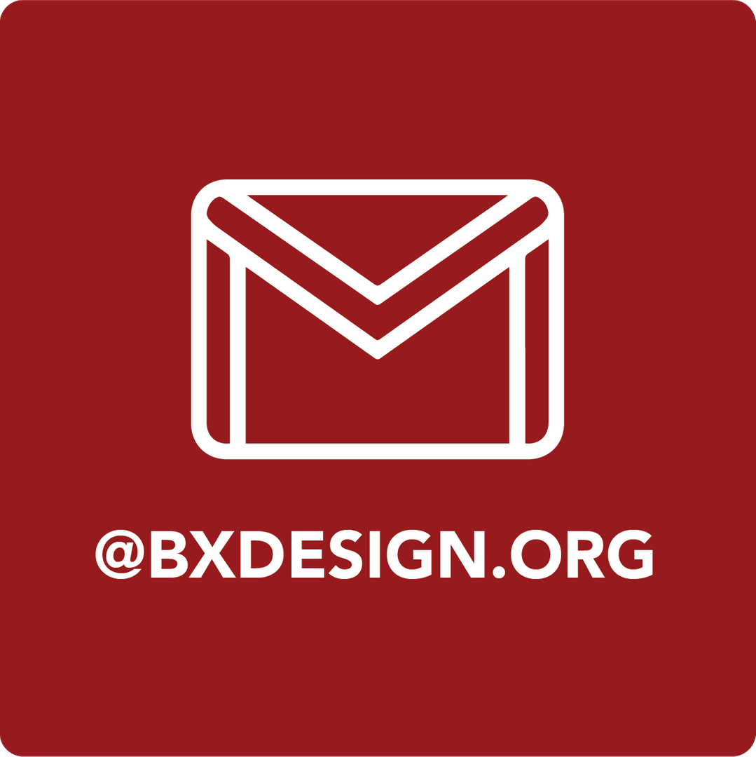 @bxdesign.org email