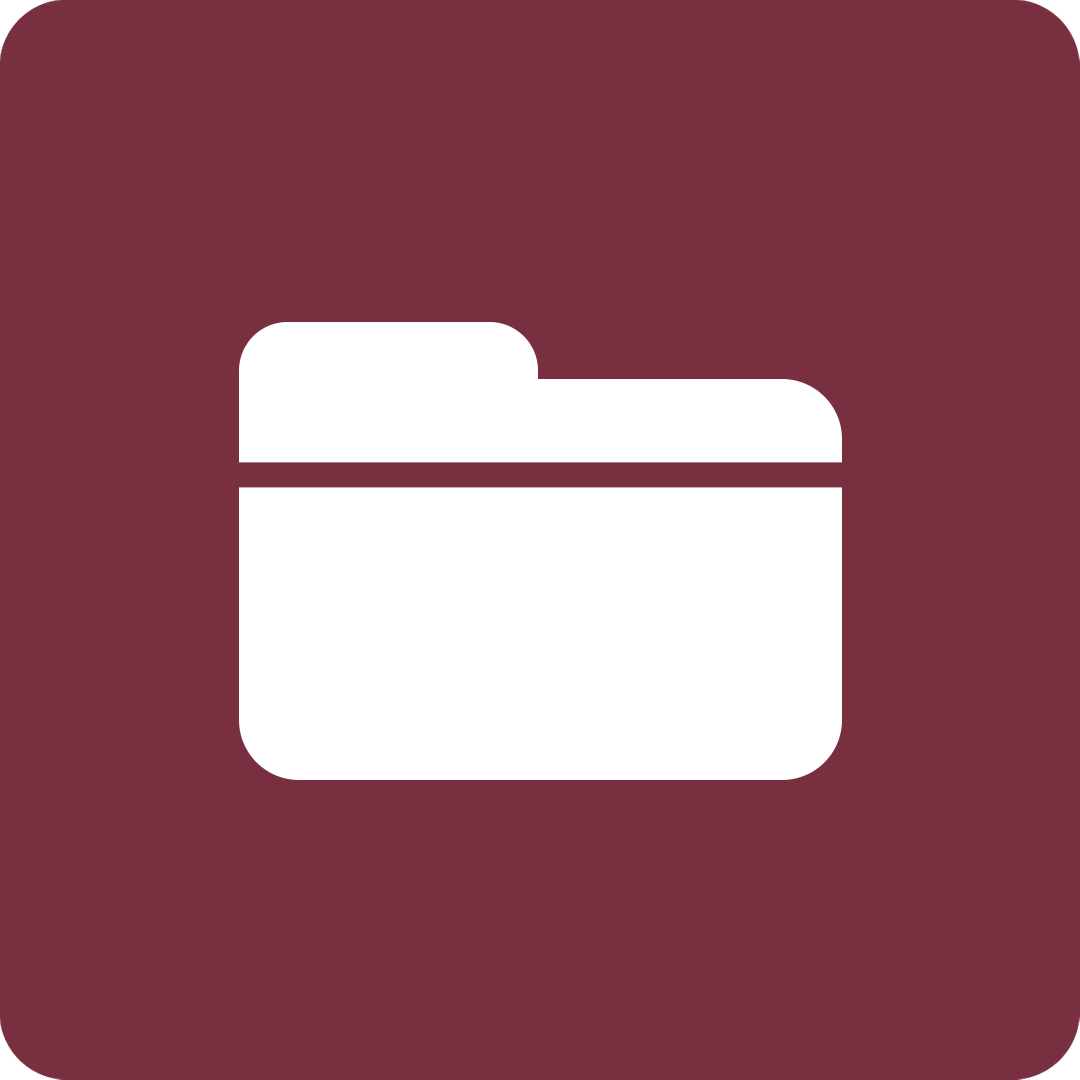 Library & resources icon
