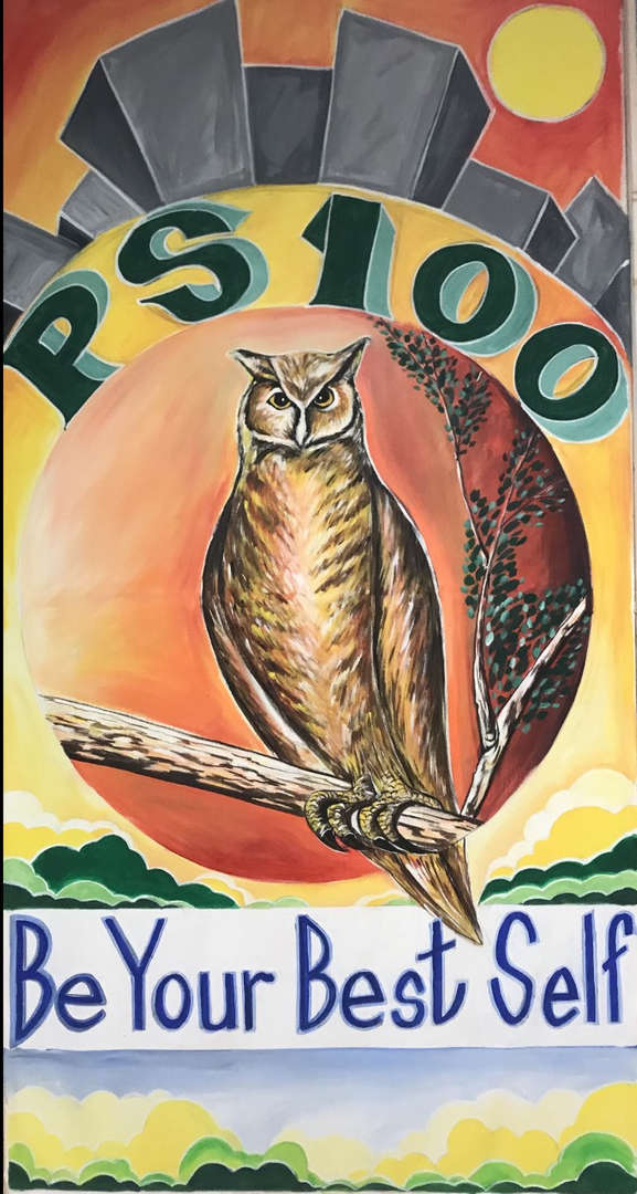 Owl: PS 100 Be Your Best Self