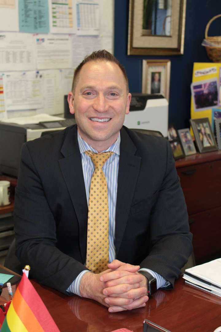 Mr. Klein, Principal PS/IS 226