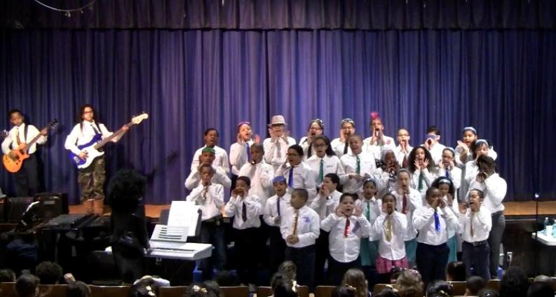 Motown performance