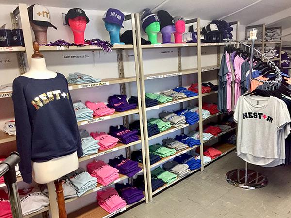 NEST+m PTA School Store