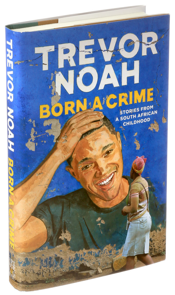 Trevor Noah's Born A Crime in the Grades 6-12 summer reading book