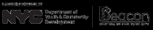 NYC DOE Youth & Community Development and Beacon logo