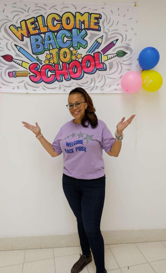Principal Shanie J. Smith-Baugh