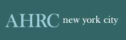 AHRC New York City's Mission logo
