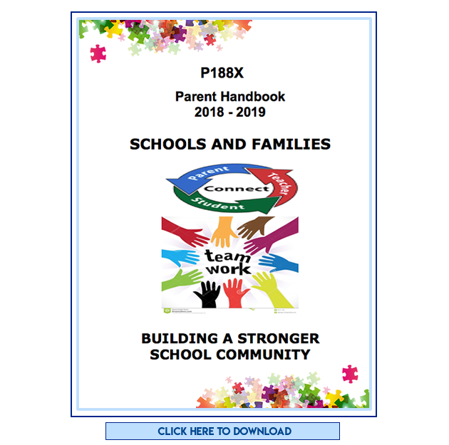 P188X Parent Handbook