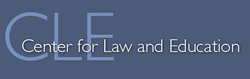 Center for Law and Education logo