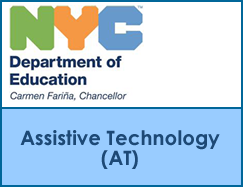 NYC DOE: Assistive Technology