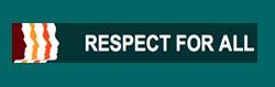 Respect for All Logo