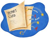 A report card