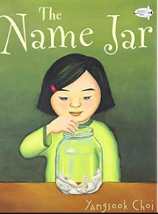 book cover of a girl and a jar