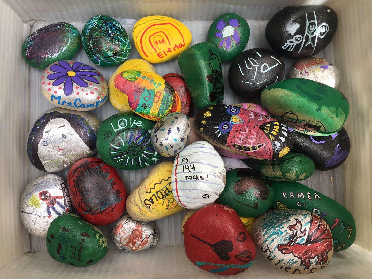 Group of rocks!