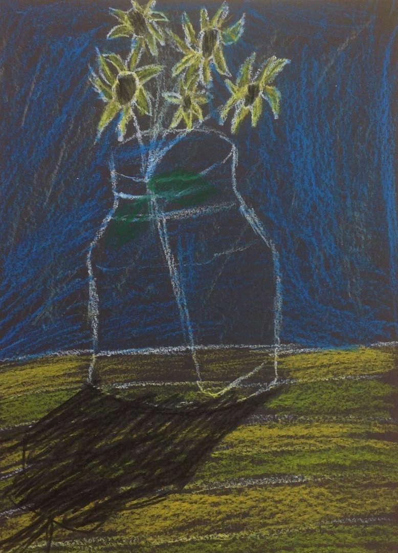 Drawing of jar