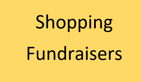 Shopping Fundraisers