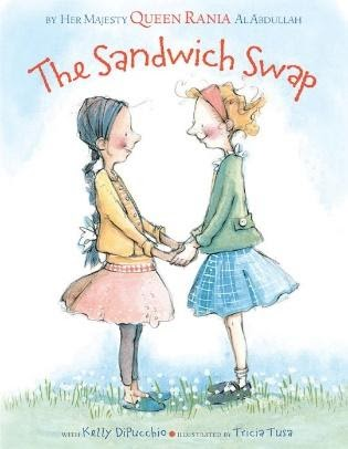 book cover of two girls