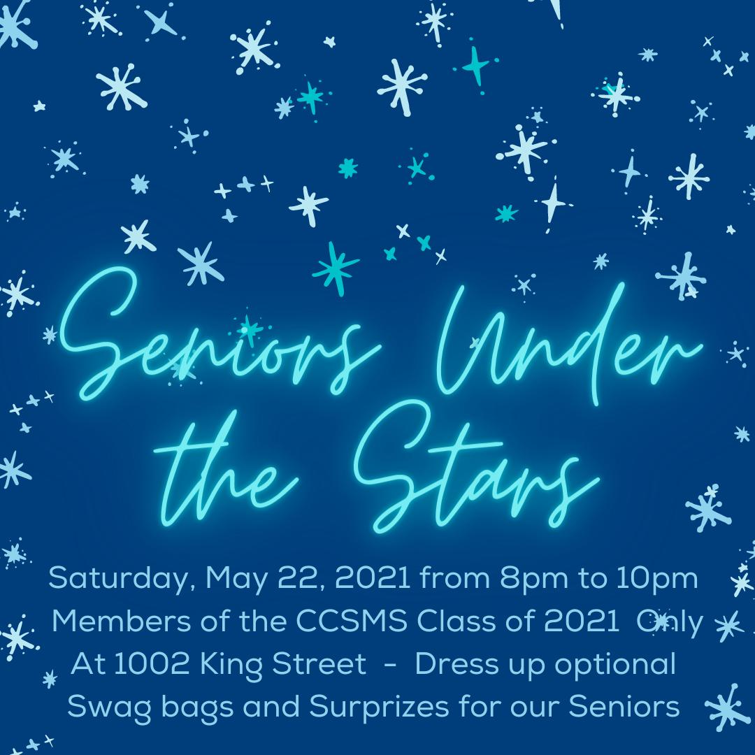 Seniors Under the Stars