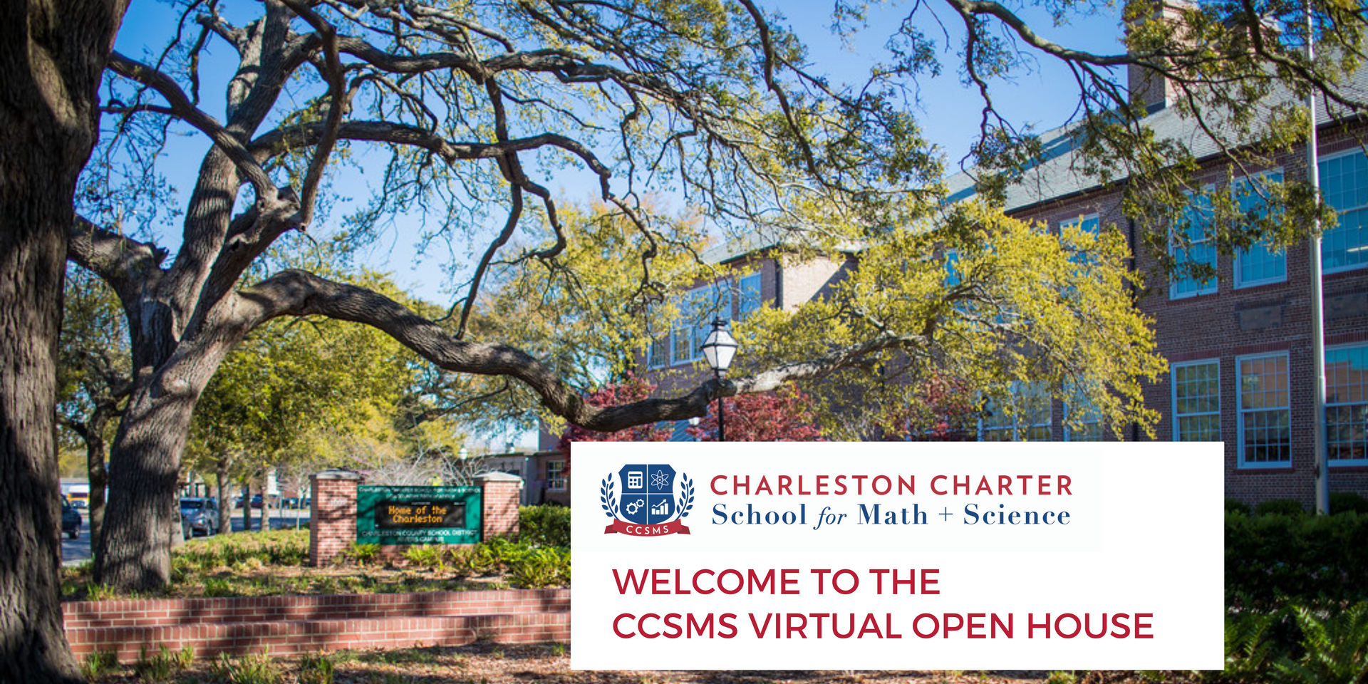 Welcome to the CCSMS Virtual Open House