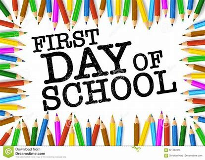 First Day od School