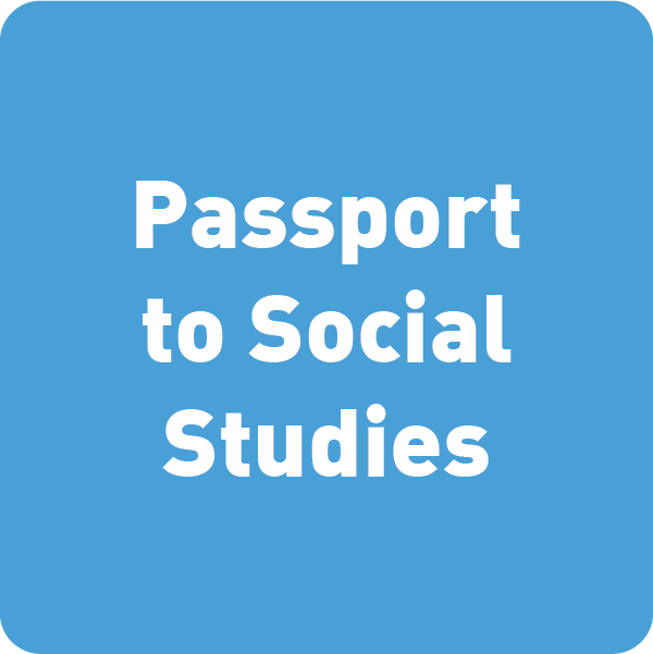 Passport to Social Studies text