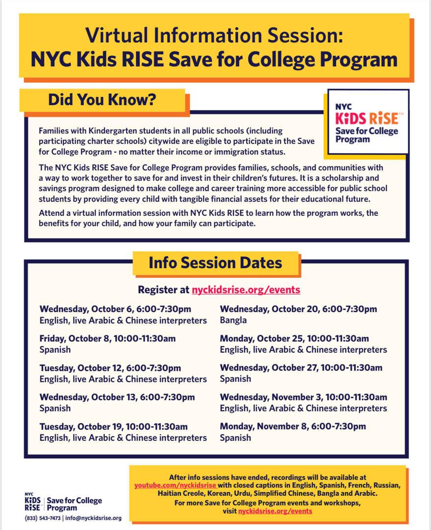 Kindergarten College Program