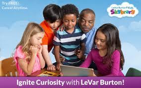 Ignite Curiosity with LeVar Burton!