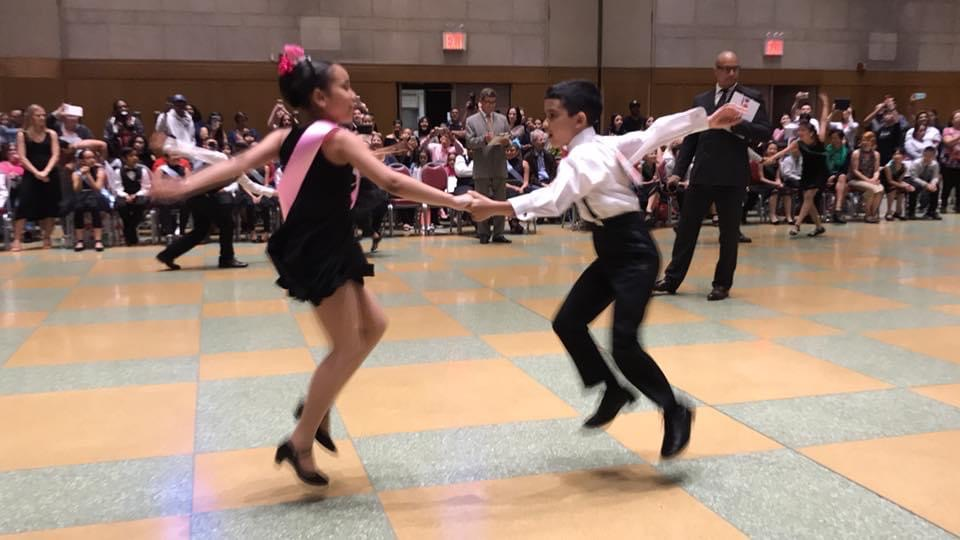 Ballroom Dancing performance