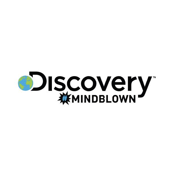 Discovery MINDBLOWN logo