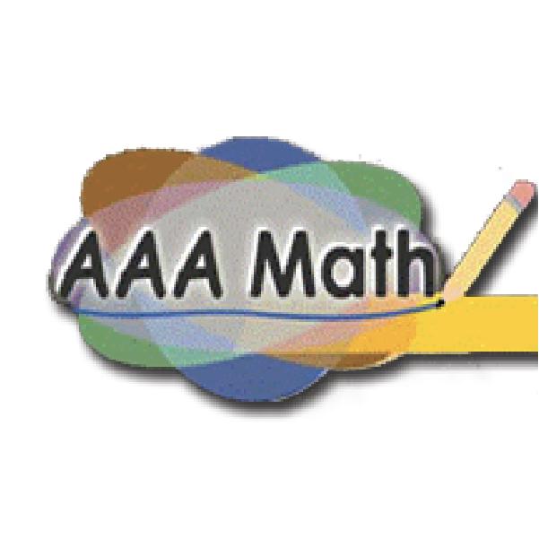 AAA Math logo