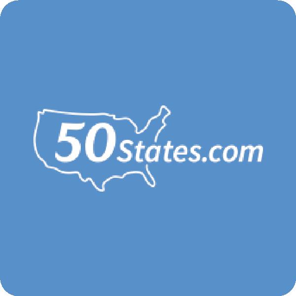50 States.com logo