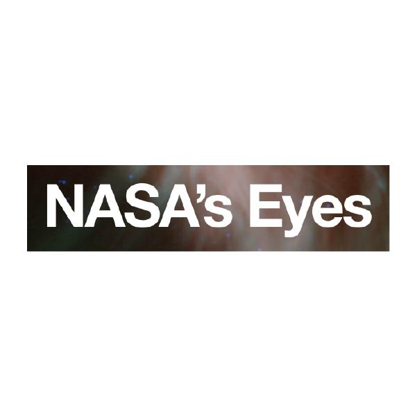 NASA's Eyes logo