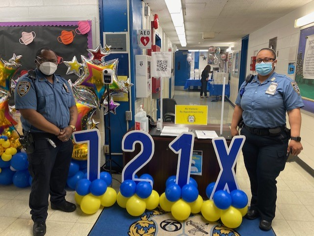 721x Safety Agents