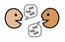 practice your conversation skills