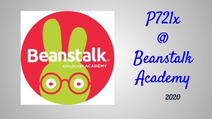 P721X @ Beanstalk Academy