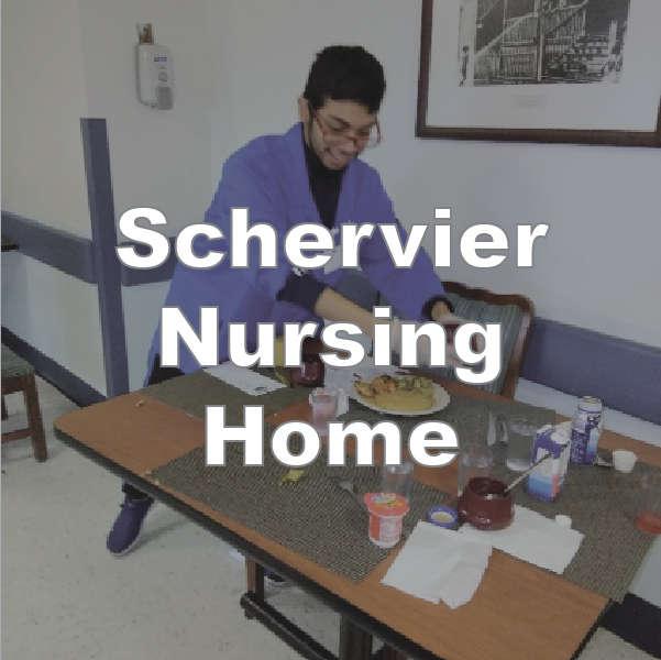 Schervier Nursing Home