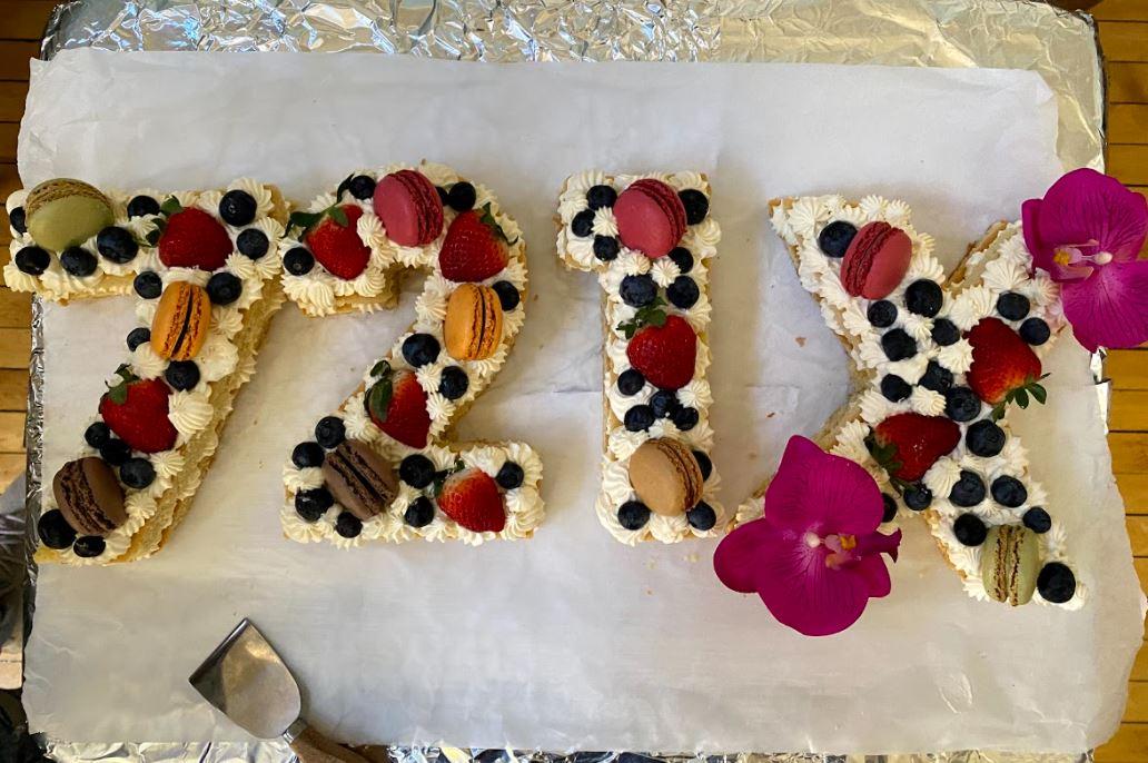 721x Cake