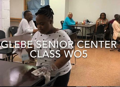 Glebe Senior Center Class WO5