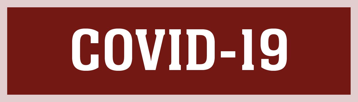 COVD-19 button