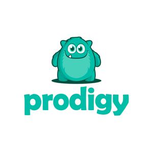 Prodigy Math logo