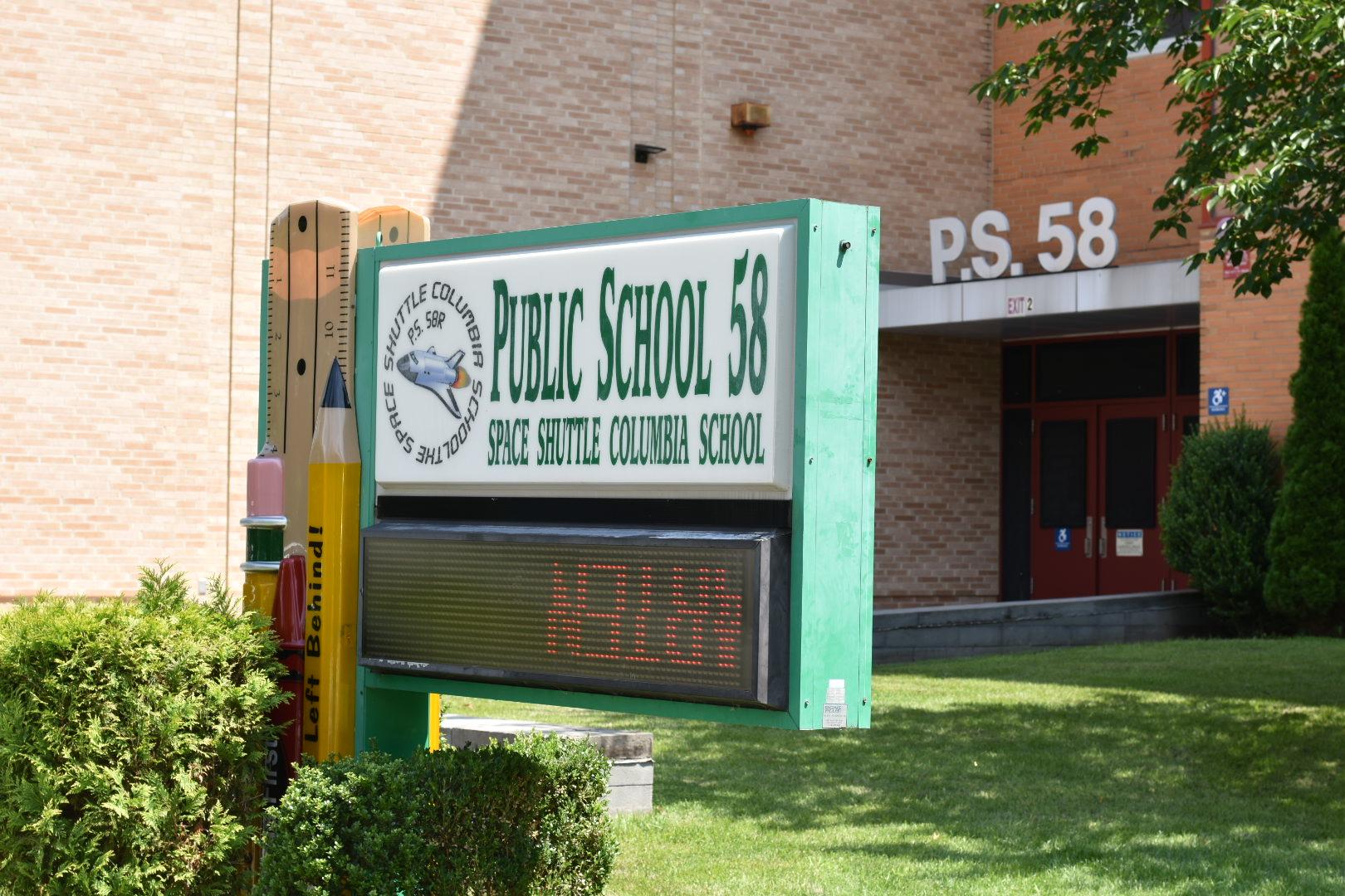 P.S. 58 Building