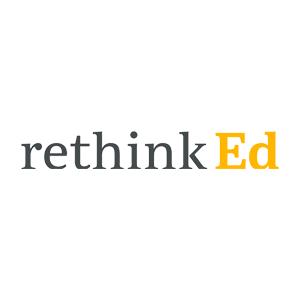 rethinkED logo