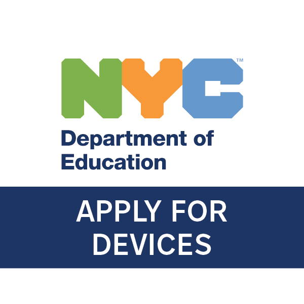 NYC DOE Apply for Devices