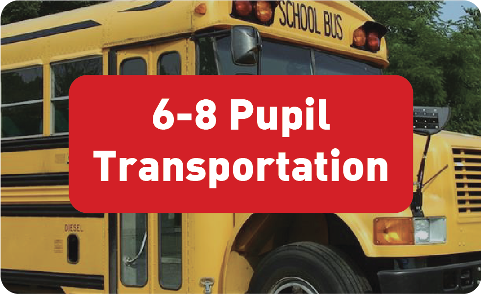 6-8 Pupil Transportation