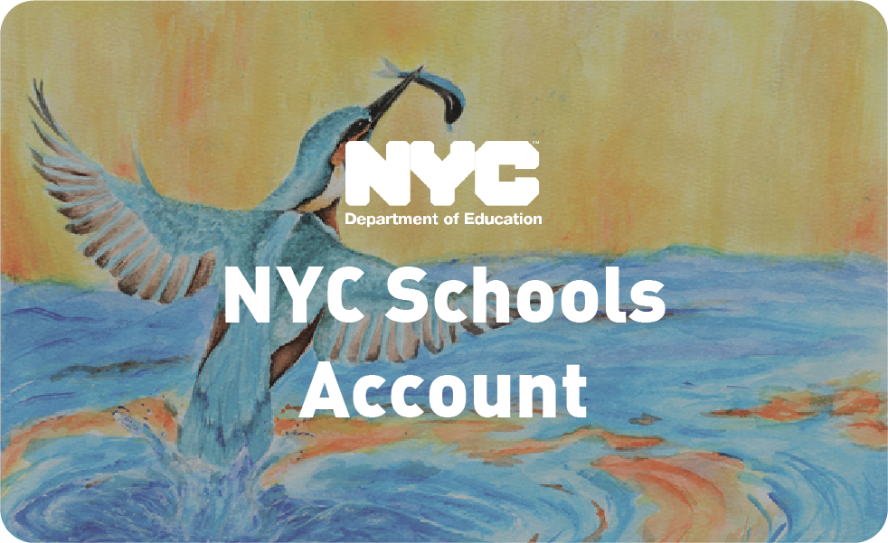 NYC DOE NYC Schools Account