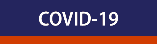 COVID-19 button