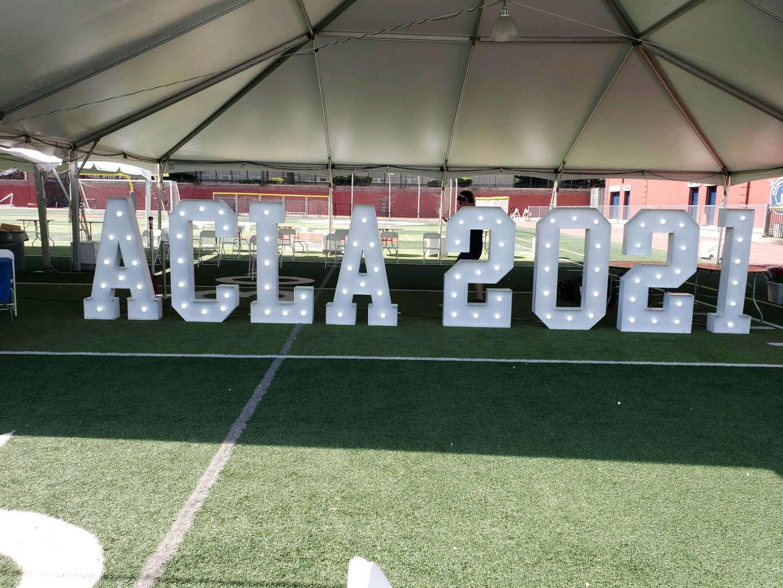 Honoring ACLA's Class of 2021.