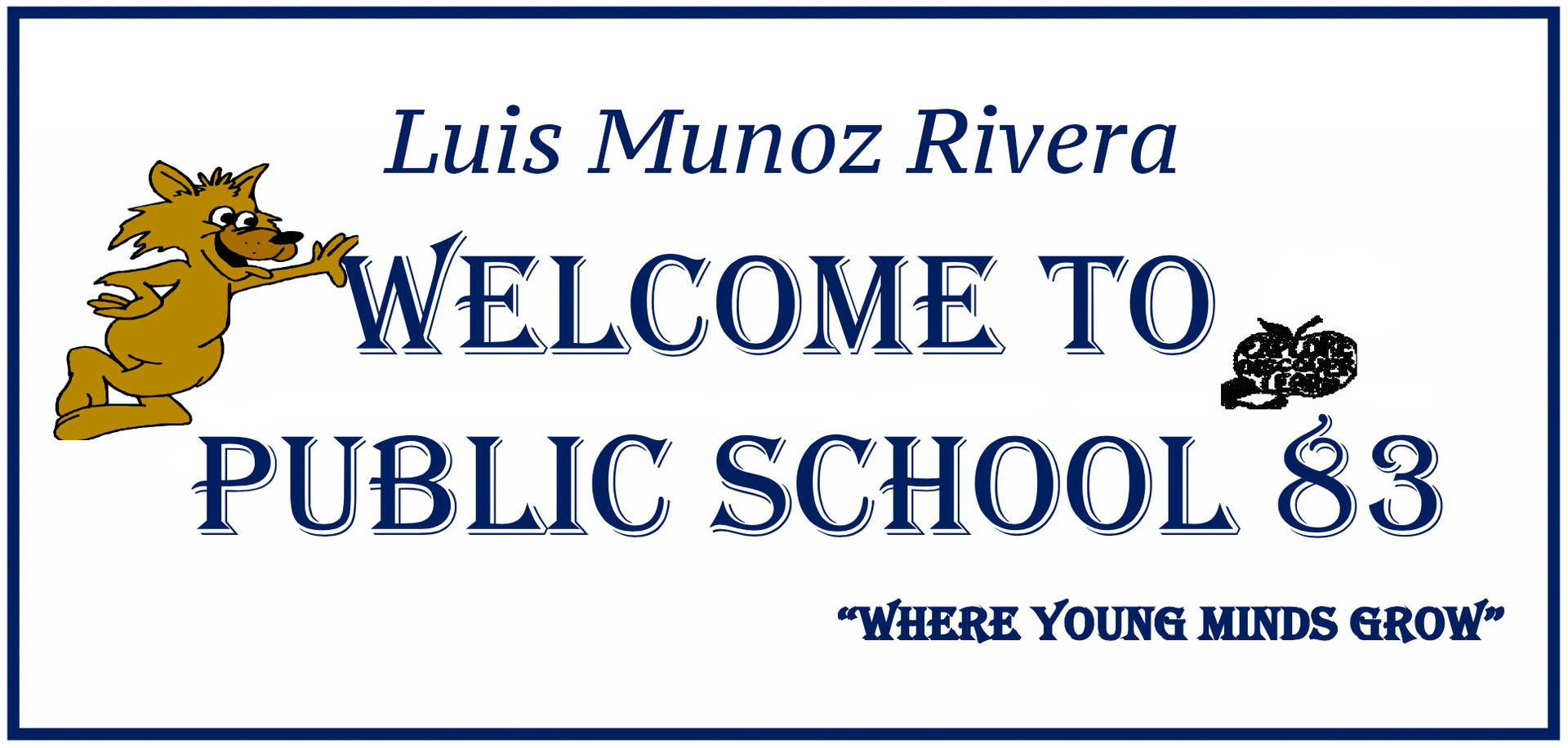 Welcome to Public School 83: where young minds grow